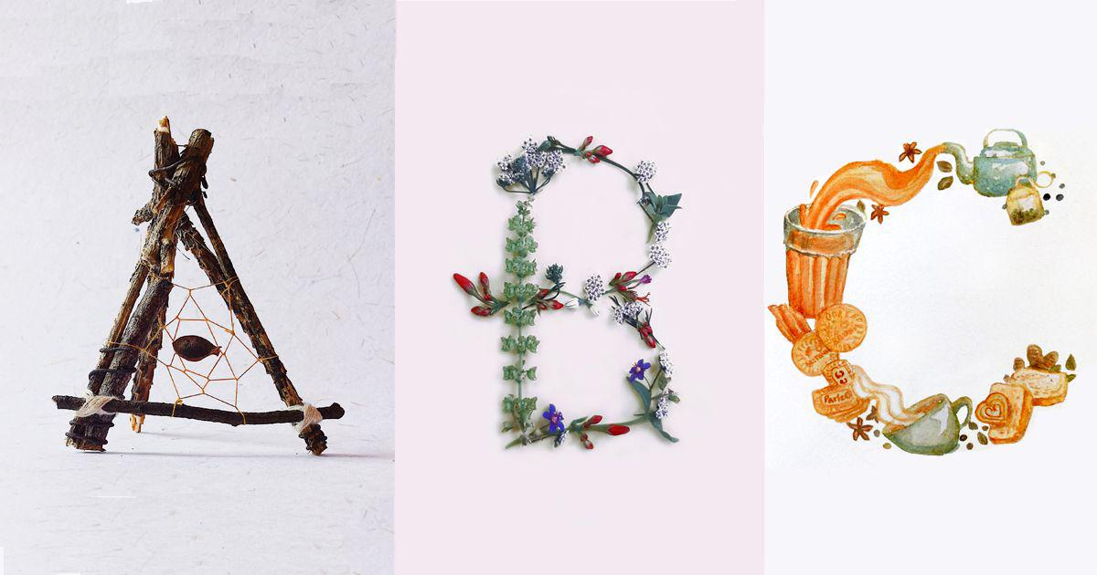 #36daysoftype: Meet ten Indians who are pushing their boundaries during the Instagram challenge
