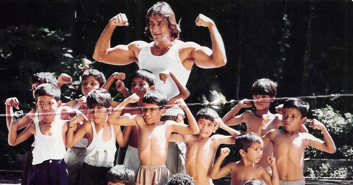 How sensational interviews and photo shoots fuelled Sanjay Dutt's bad-boy image