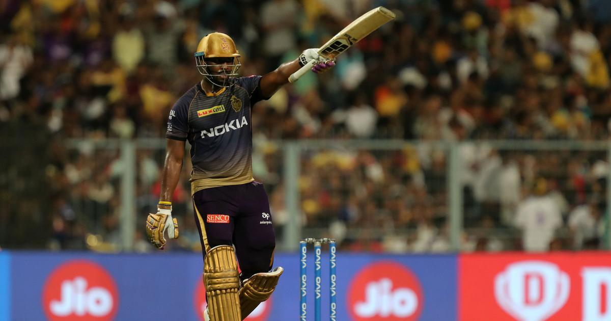 IPL 2019: Hardik's stunning knock in vain as Russell's all-round show powers KKR past MI
