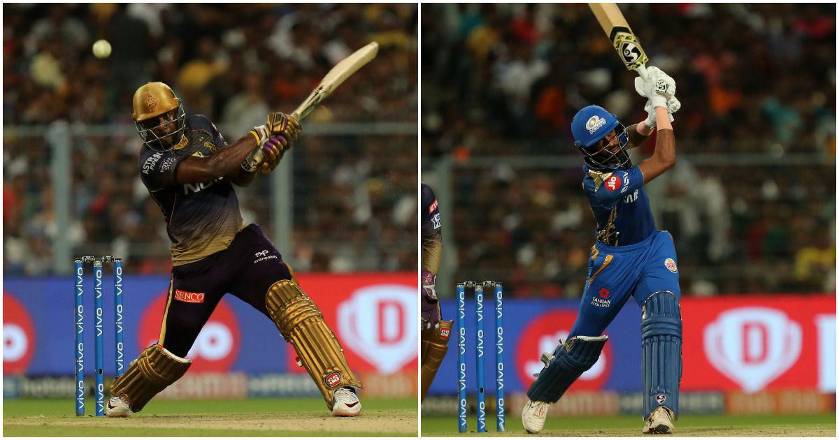 IPL: Andre Russell, Hardik Pandya put on a T20 batting masterclass in Eden Gardens run fest