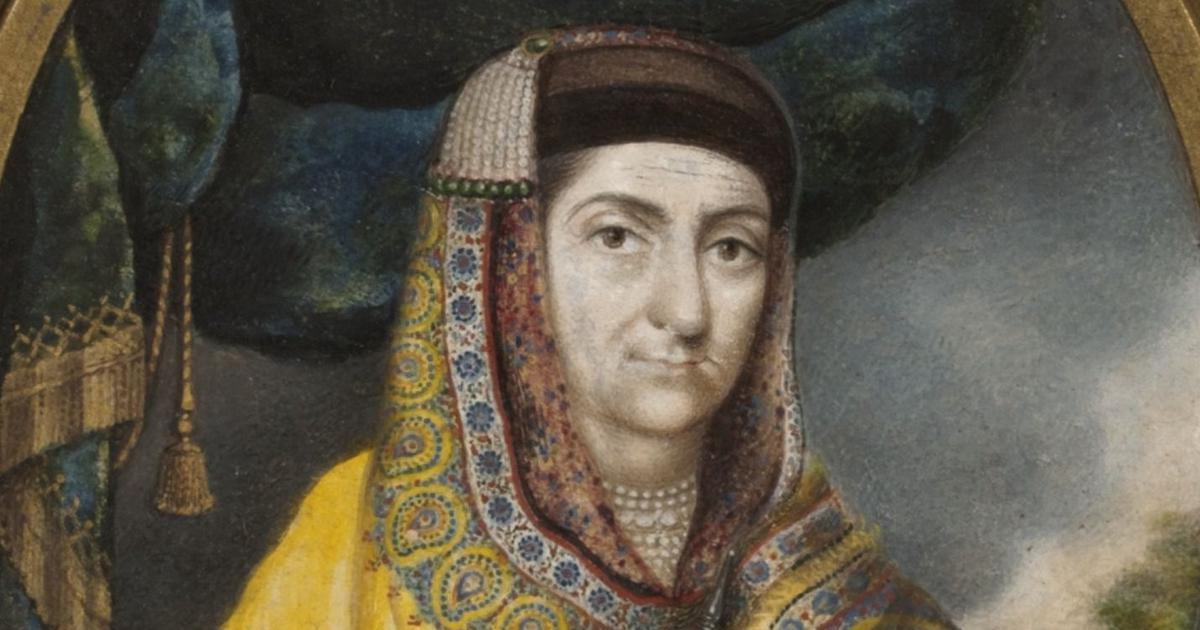 Begum Samru: The 18th century dancer who grew to rule a principality and rescue the Mughal emperor