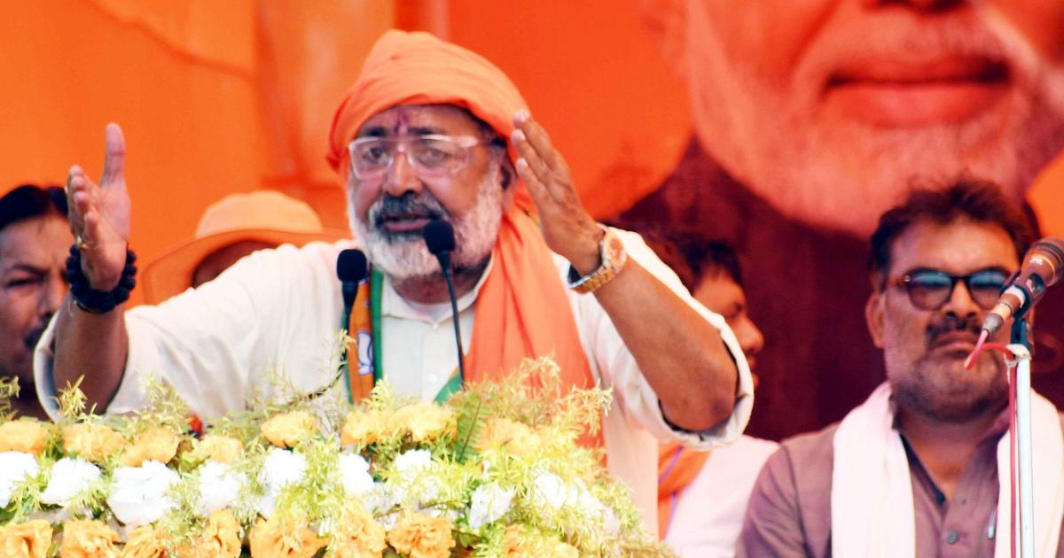 Sushil Modi's status in Bihar remains undiminished, says Union minister Giriraj Singh