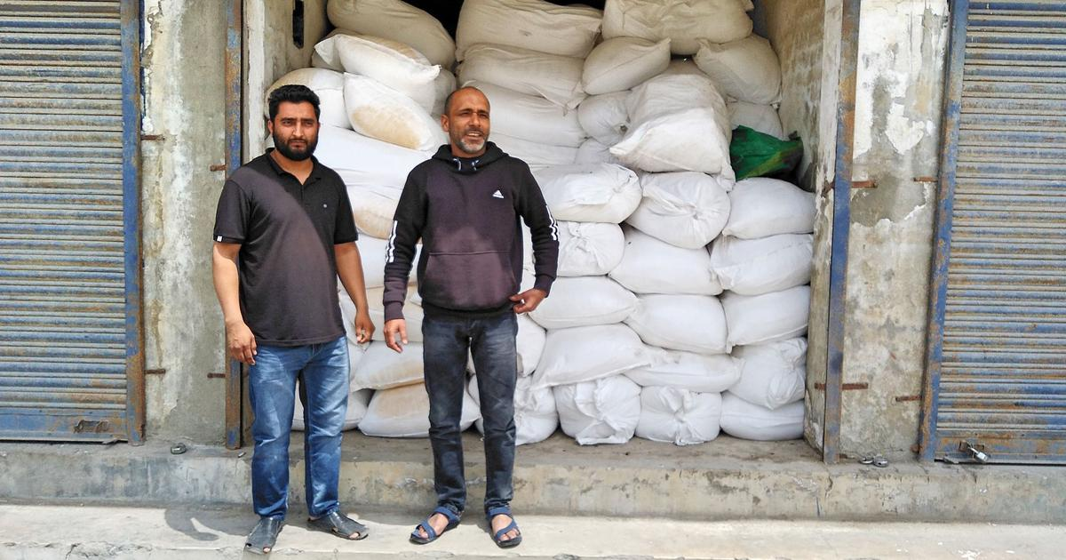 'Our lives and property are at stake': As cross-LoC trade halts, Kashmiri traders lament losses