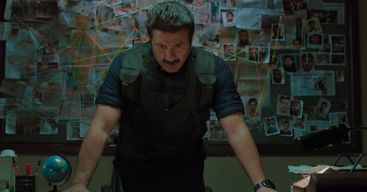 'Blank' movie review: A loud, overstretched thriller starring Sunny Deol in rescue mode
