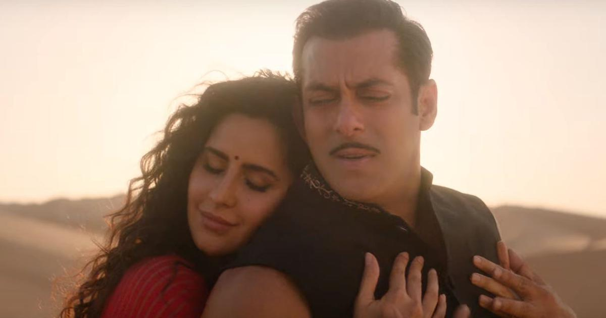 Song check: Salman Khan, Katrina Kaif and old-school romance in 'Chashni' from 'Bharat'