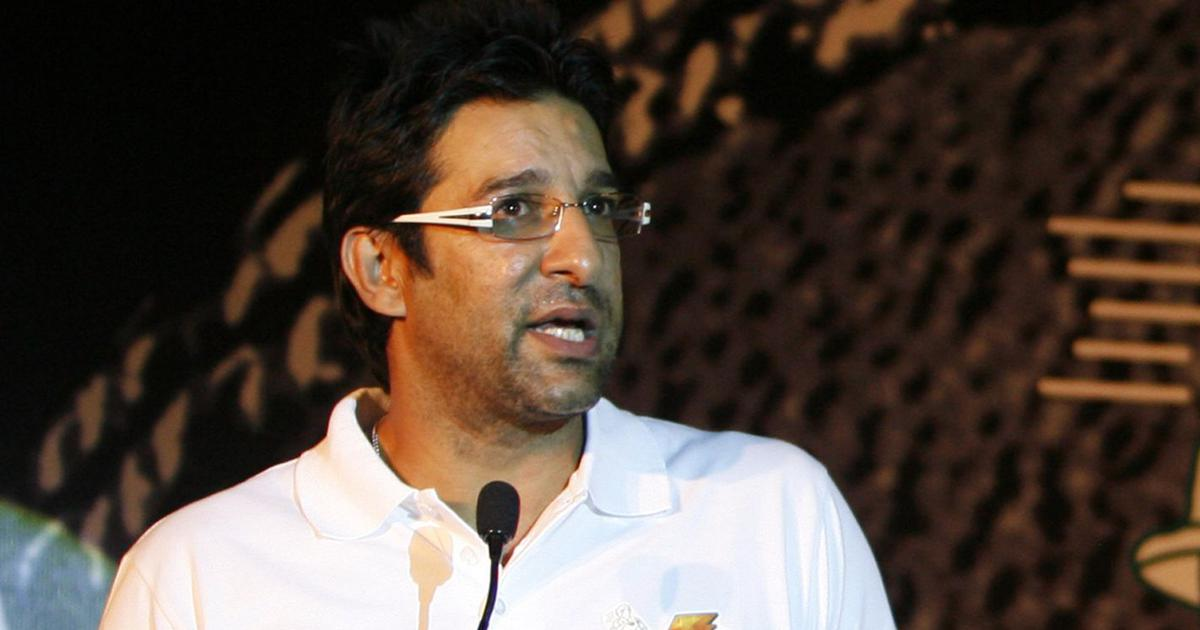 Fans should stay graceful and not take India-Pakistan World Cup match as war: Wasim Akram