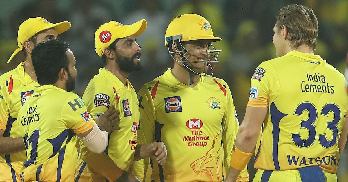 Image result for csk ipl 2019