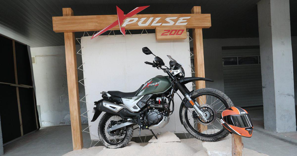 Hero MotoCorp launches XPulse 200, 200T, Xtreme 200S in India