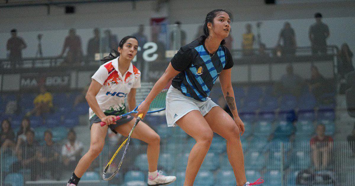Asian Individual Squash Championship: Tanvi Khanna sets up quarter-final clash with Joshna Chinappa