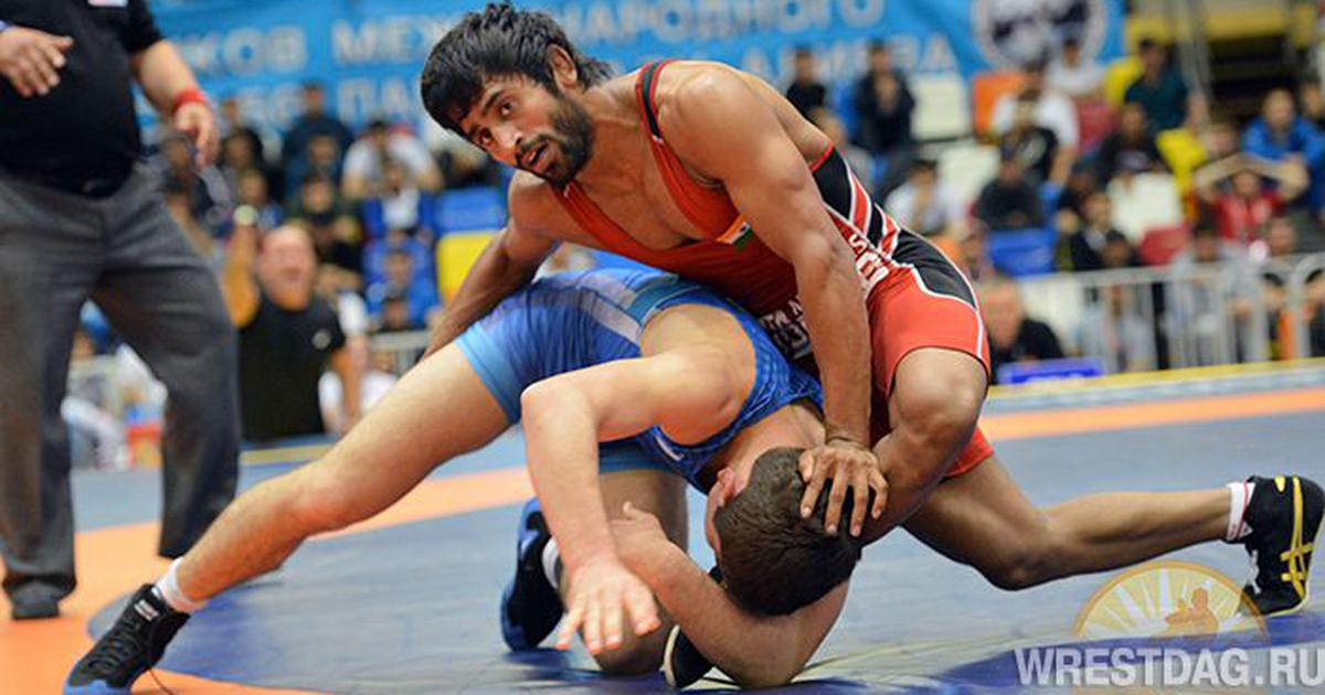 Wrestling World Championships India Squad Led By Bajrang Punia Eye Olympic Quota Places