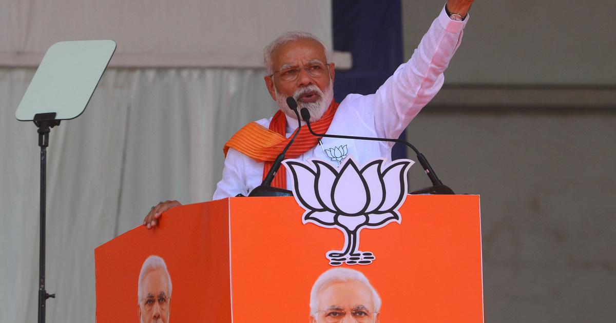Narendra Modi did not break poll code in Varanasi and Nanded, rules Election Commission