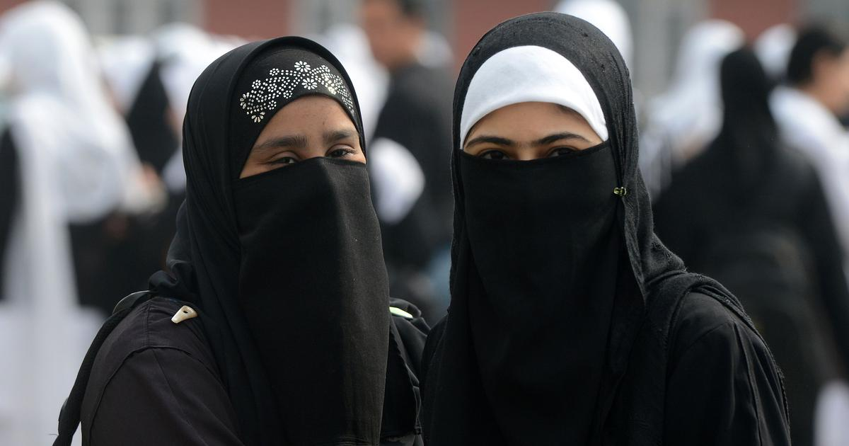 Not just the niqab, Kerala's Muslim education body has also banned jeans, leggings and miniskirts