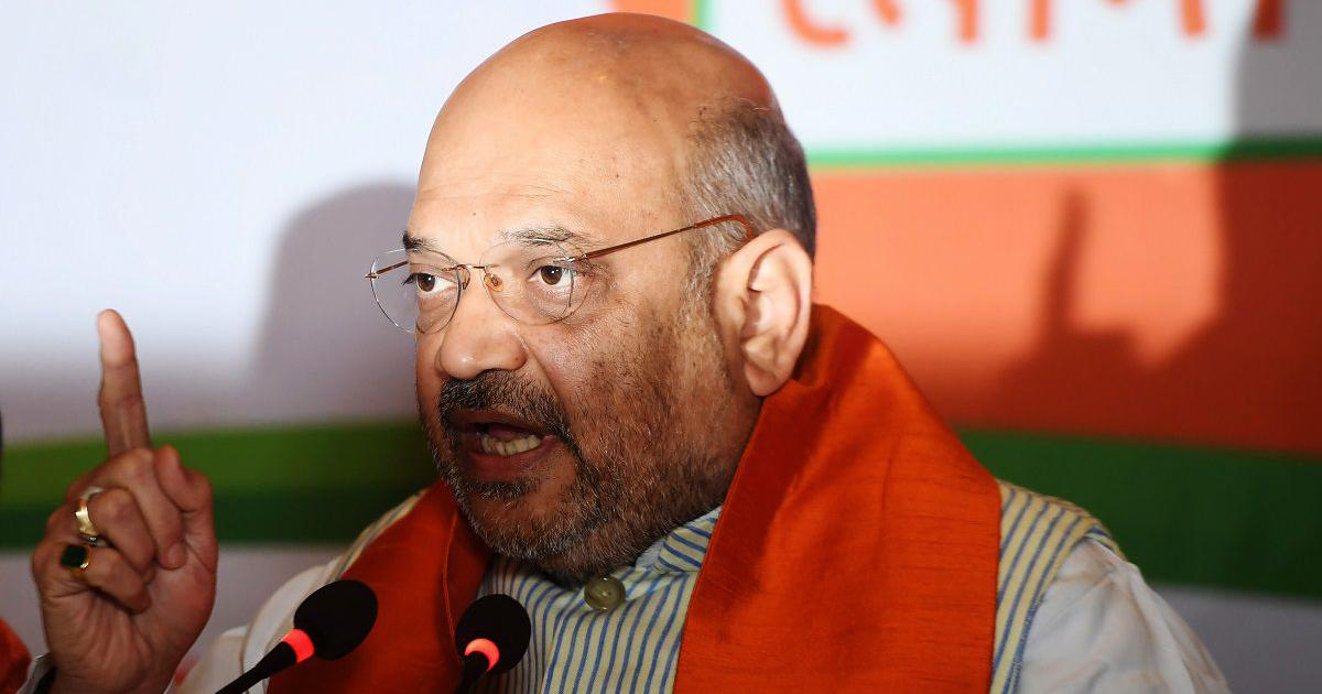 'Amit Shah is lying': Opposition parties attack government over links between NRC and NPR