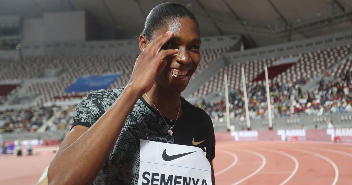 Caster Semenya, gold medal winner in Doha, to not participate in Stockholm Diamond League