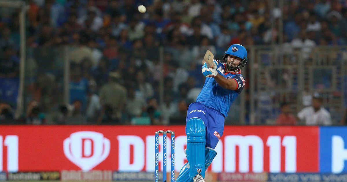 IPL 2019: We were thinking about chasing down target in 10 overs, says Delhi Capitals' Pant