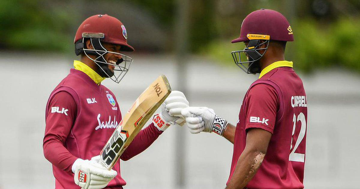 When West Indies' Campbell, Hope made history – a look at the highest opening partnerships in ODIs