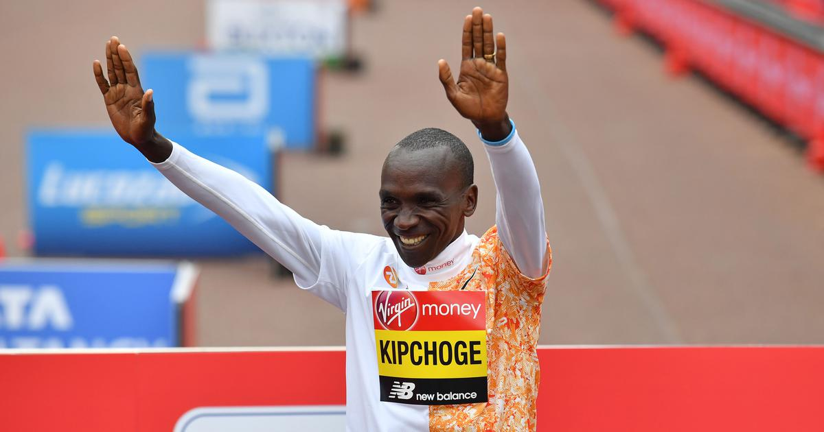 58943d720732 Eliud Kipchoge to make new attempt for running marathon under two hours in  October