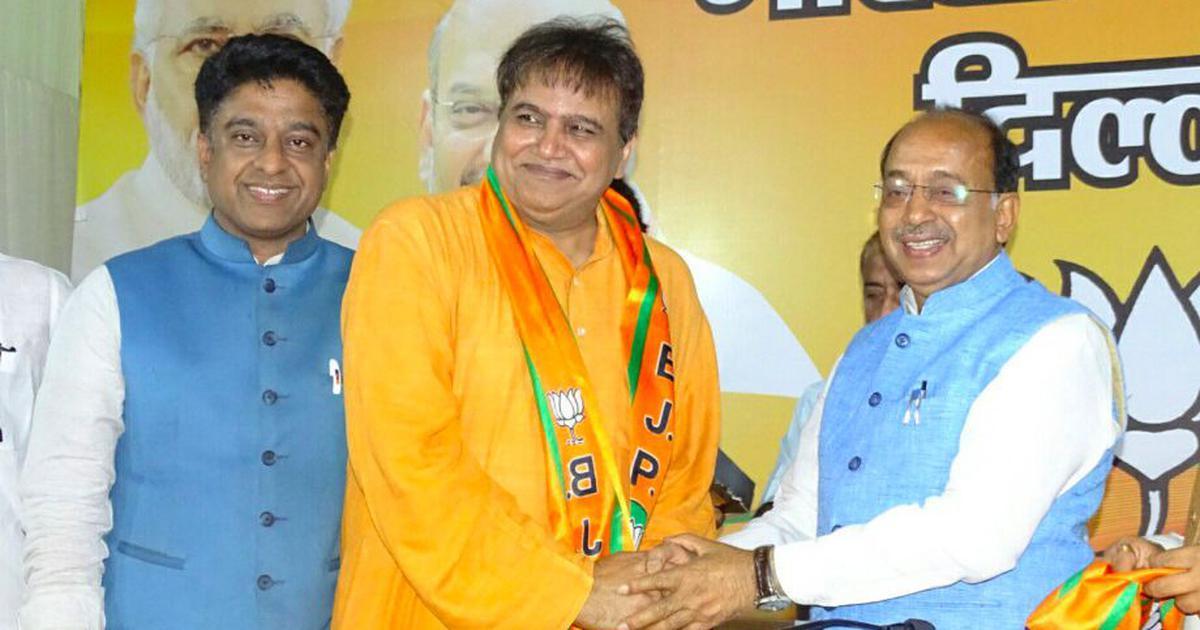 AAP legislator Devinder Sehrawat joins BJP, says he was insulted and cornered in Kejriwal-led party