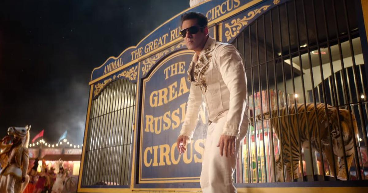Watch: How a 1960s-style circus was recreated for Salman Khan's 'Bharat'