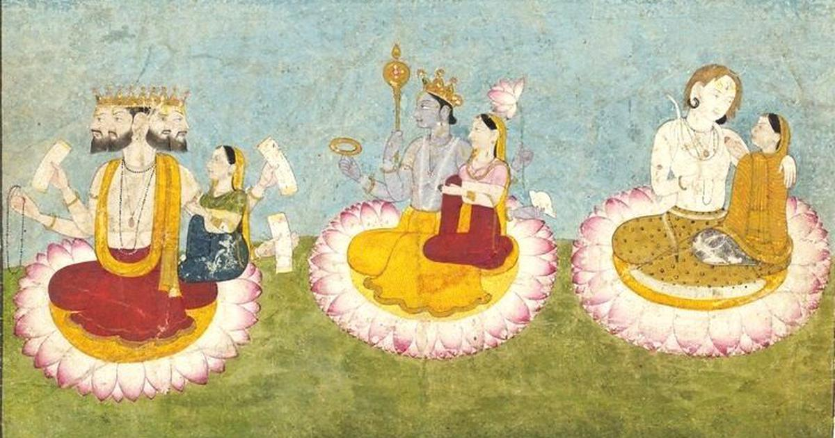 Fed up of filthy waters, the goddess Ganga demands inclusion in the Tridevi in this short story
