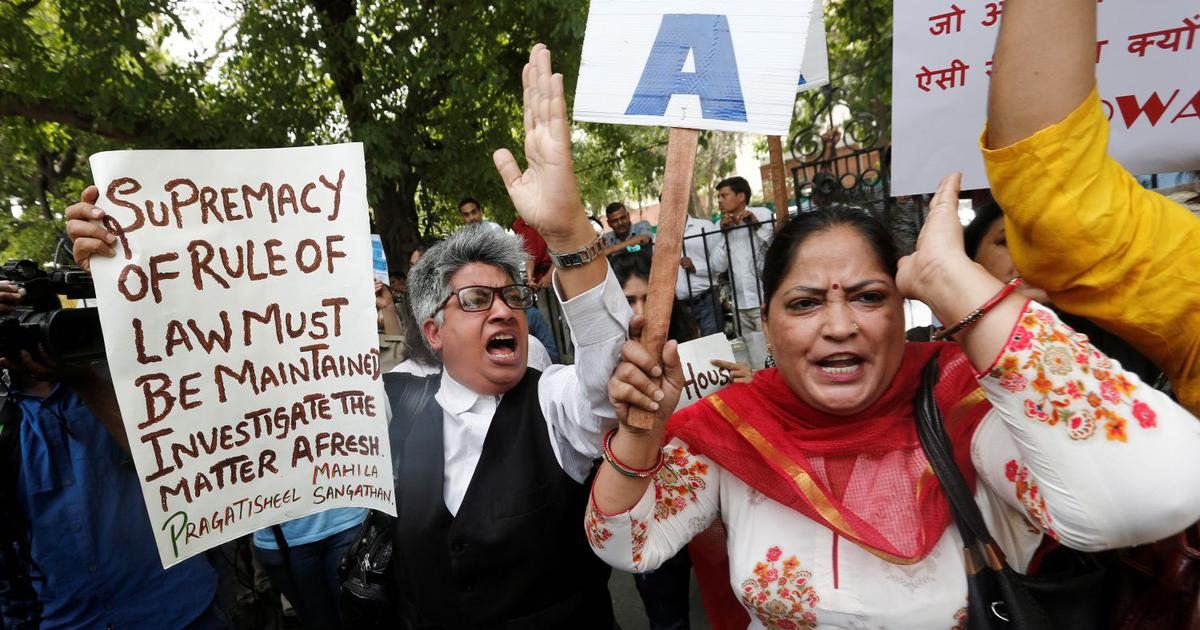 Supreme Court should have provided sexual harassment complainant with all help, says former judge