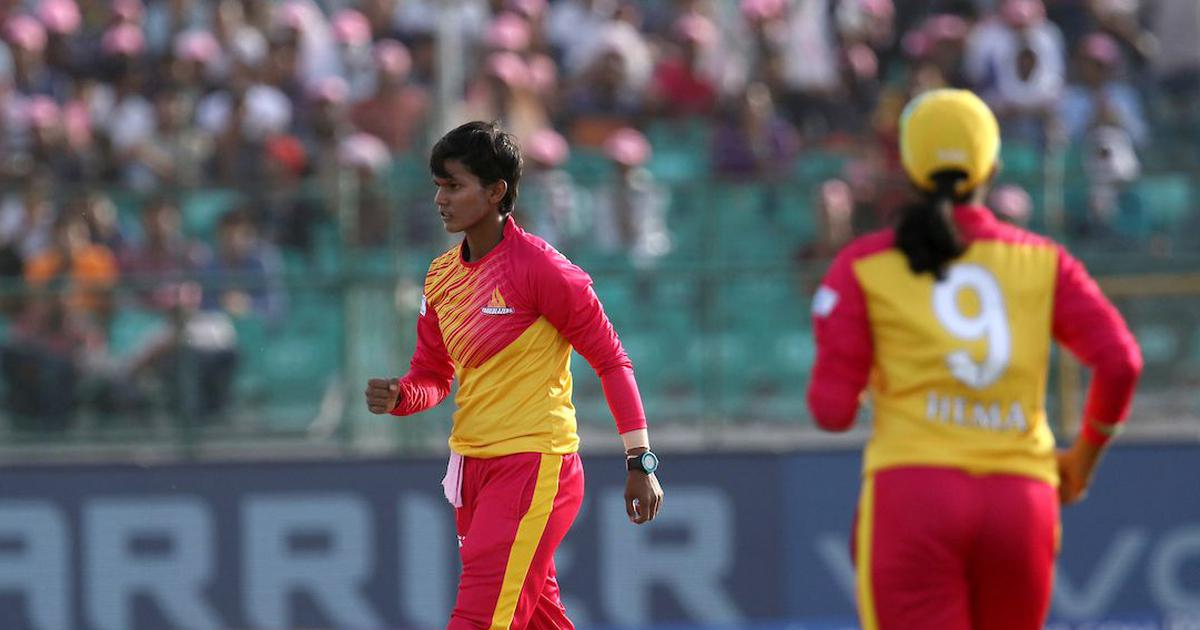Women's T20 challenge: Deepti Sharma says Trailblazers were 15 runs short after defeat vs Velocity