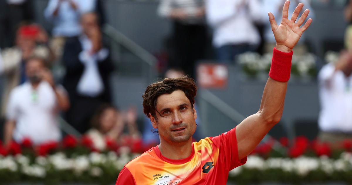 Video: Tributes pour in as David Ferrer's career comes to an end with loss to Zverev at Madrid Open