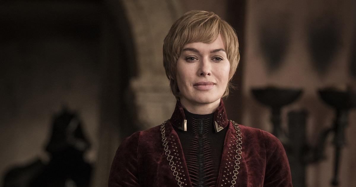 'I choose violence': How Cersei Lannister made her way through 'Game of Thrones'