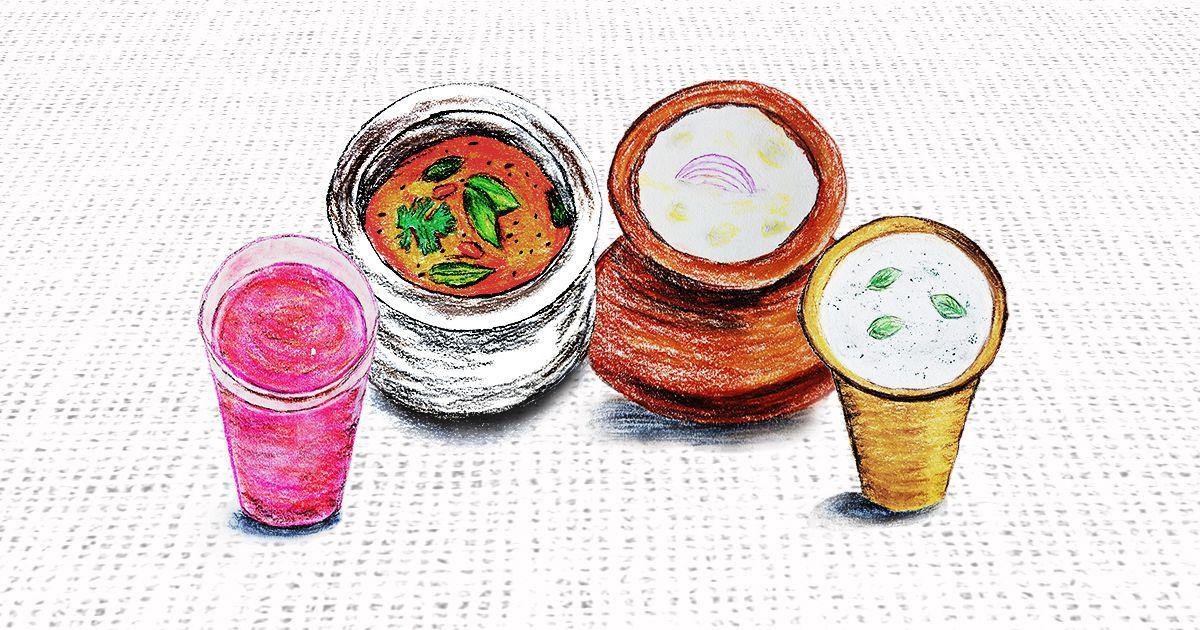 Sol kadhi, chaas, mattha: What India drinks and eats to ensure a healthy digestive system
