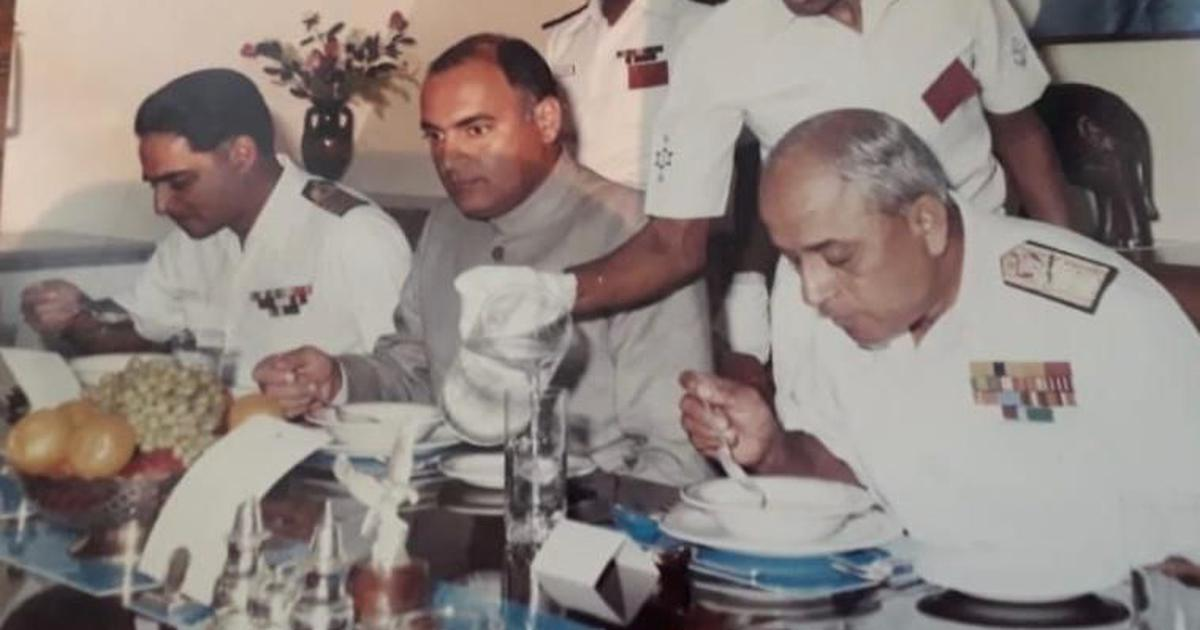 Former Navy chief refutes Modi's claim that Rajiv Gandhi used warship INS Viraat for family vacation