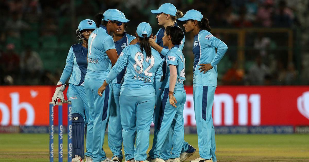 Women's T20 Challenge: Jemimah's unbeaten 77 powers Supernovas into final, Trailblazers knocked out