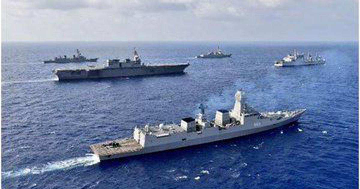 Indian Navy August 2020 AA/SSR recruitment notification released; apply from Nov 8th