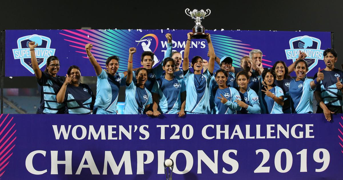 Women's T20 Challenge: Harmanpreet Kaur masterclass helps Supernovas clinch trophy in see-saw final