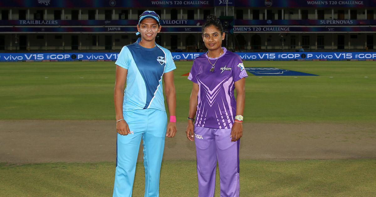 Harmanpreet is a very important player for India, says Mithali Raj after Women's T20 Challenge final