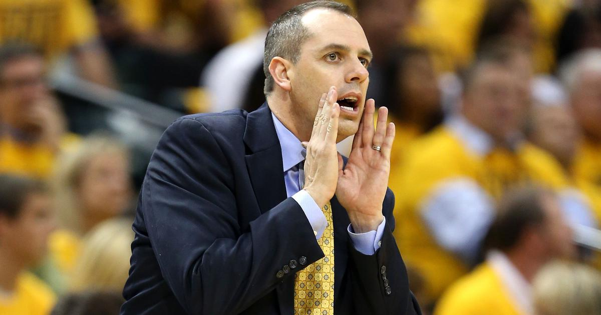 NBA: Los Angeles Lakers announce Frank Vogel as new head coach