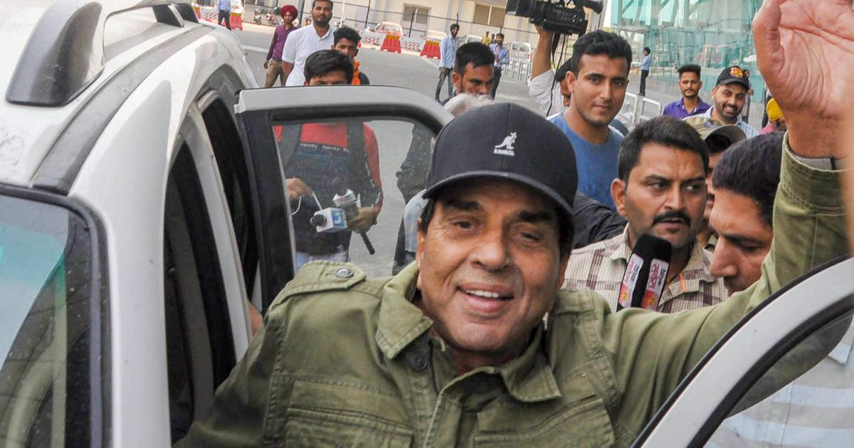 Dharmendra says he would not have let son contest polls had he known Sunil Jakhar is in the fray