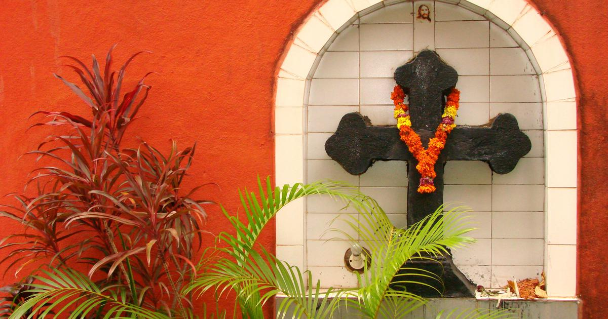 What the first bishop of the Latin Church in India found: Hindus welcoming Christian missionaries