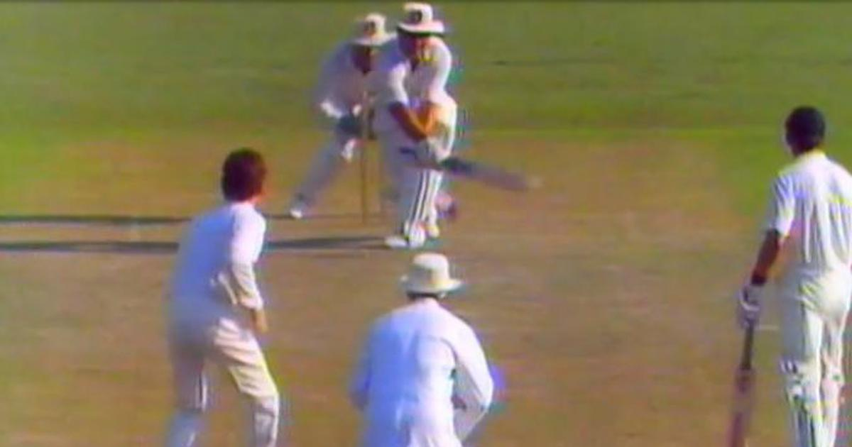 World Cup moments: When Mike Gatting suffered a 'brain fade' to hand Australia the 1987 trophy