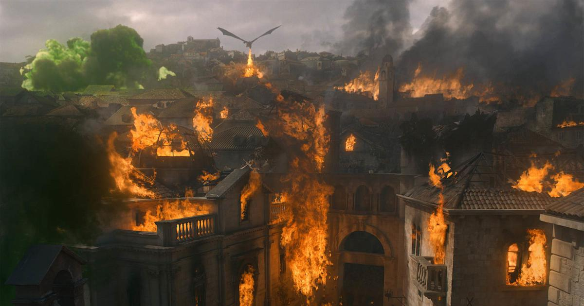 'Game of Thrones' season 8 episode 5 recap: Fire and ashes in the clash of the queens