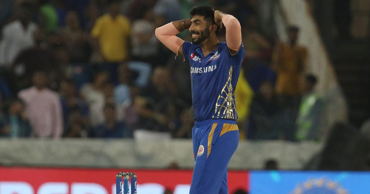 IPL 2019 final: On a night full of errors, Jasprit Bumrah's perfection shines through