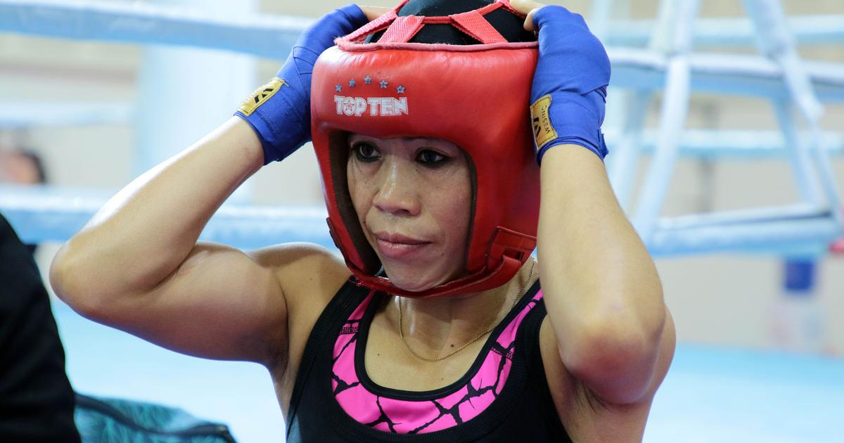 Not big talks but performances create legacy: Mary Kom takes on critics after clinching Olympic spot