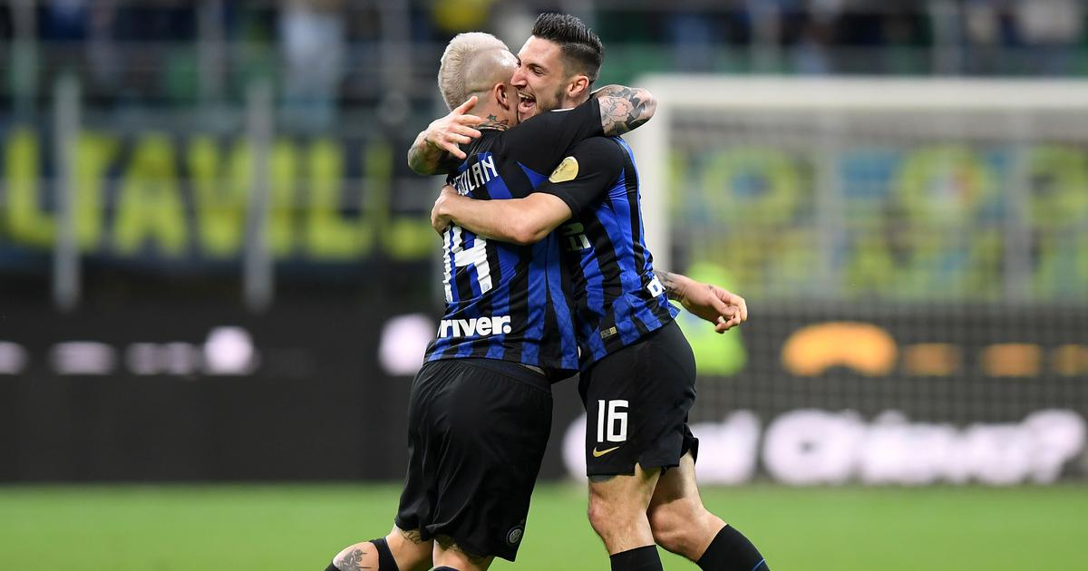 Serie A: Inter Milan close-in on Champions League spot after 2-0 win over relegated Chievo