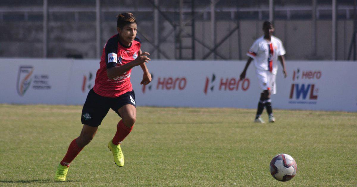 IWL 2019: Inspired by Cristiano Ronaldo, Nepal's Sabitra Bhandari lets the ball do the talking