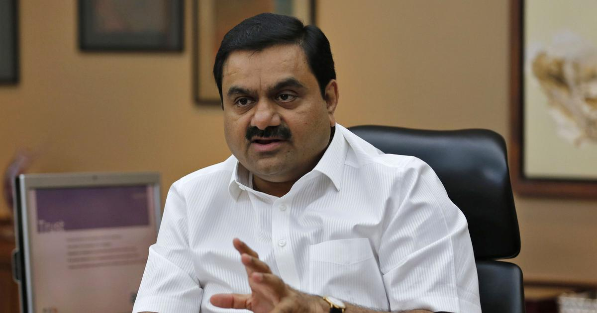 Adani Group is paying $30 million to Myanmar military-controlled firm for port deal, alleges report