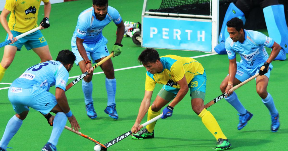 Hockey: Govers, Hayward score as Australia beat India 4-0 in fourth match of tour