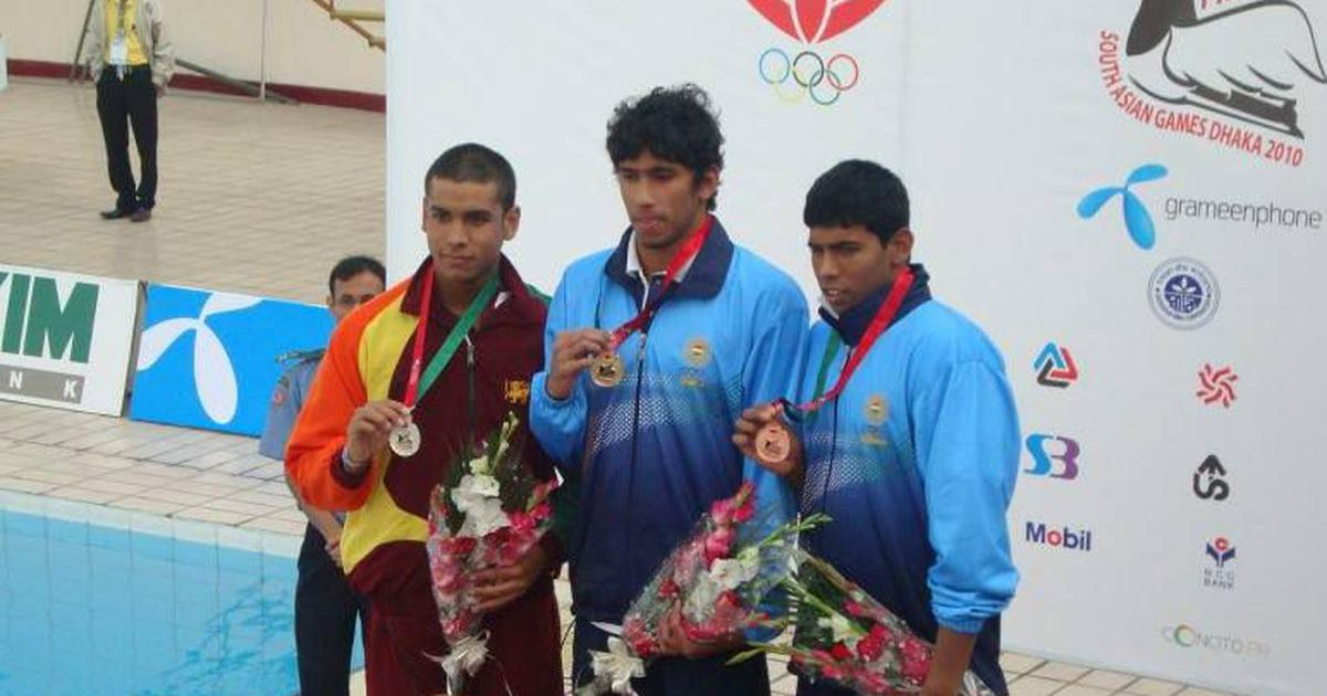 Former national record holder swimmer MB Balakrishnan dies in road mishap
