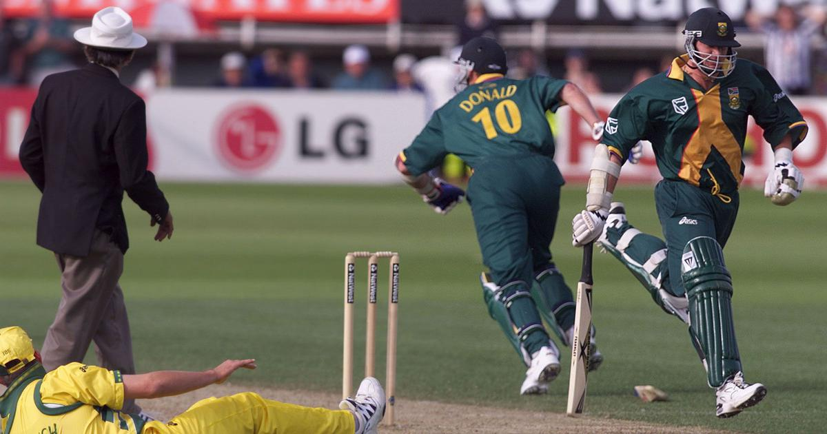 World Cup moments: Donald's run-out, Klusener's folly and cricket's ultimate brain fade