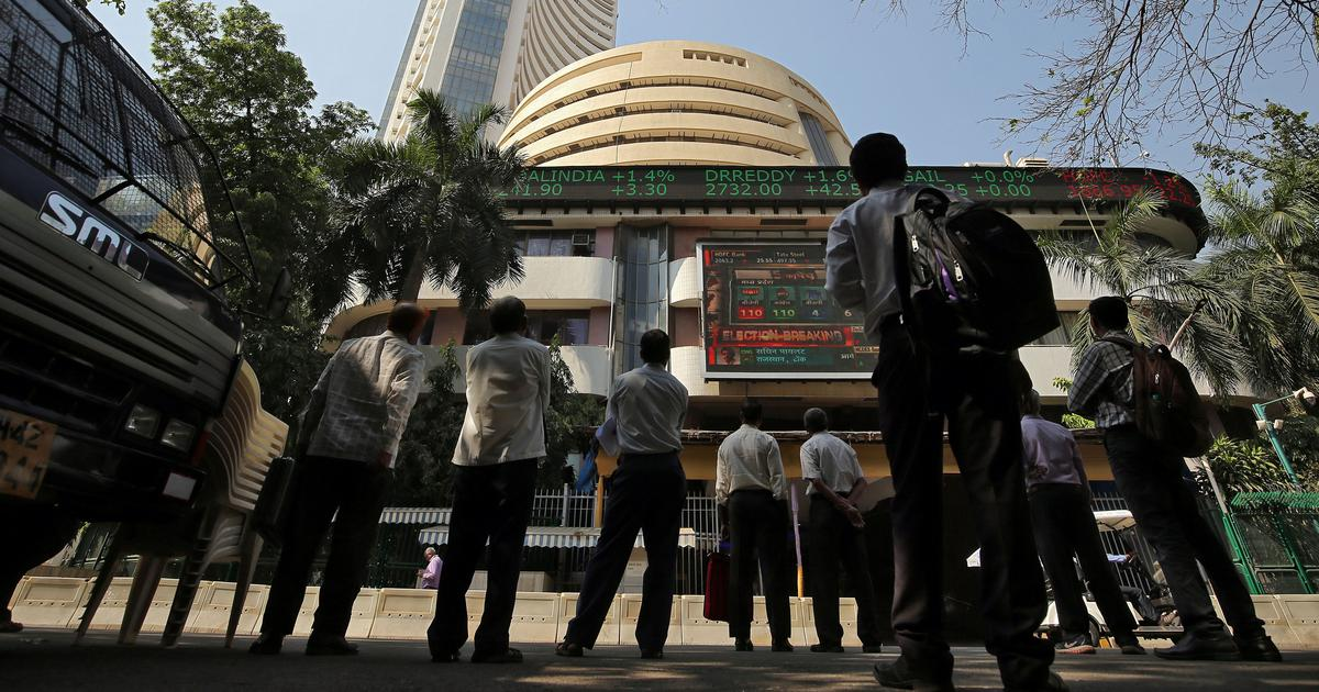 Sensex, Nifty hit record closing highs as RBI keeps repo rate unchanged, revises GDP growth forecast
