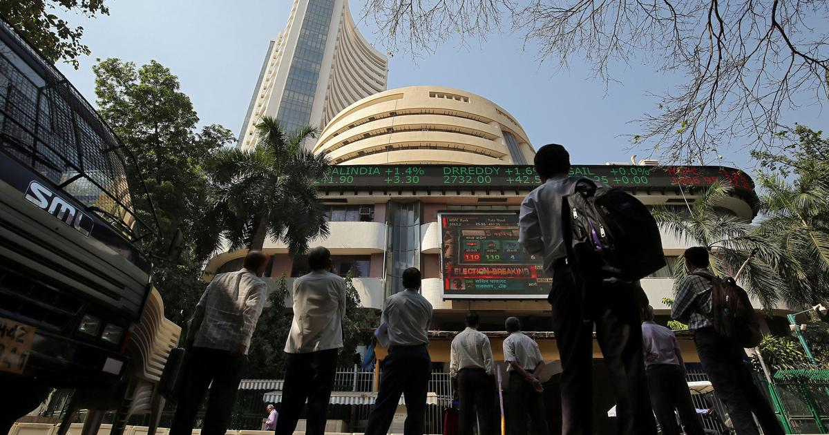 Nifty and Sensex rise after every general election – if there's a stable government