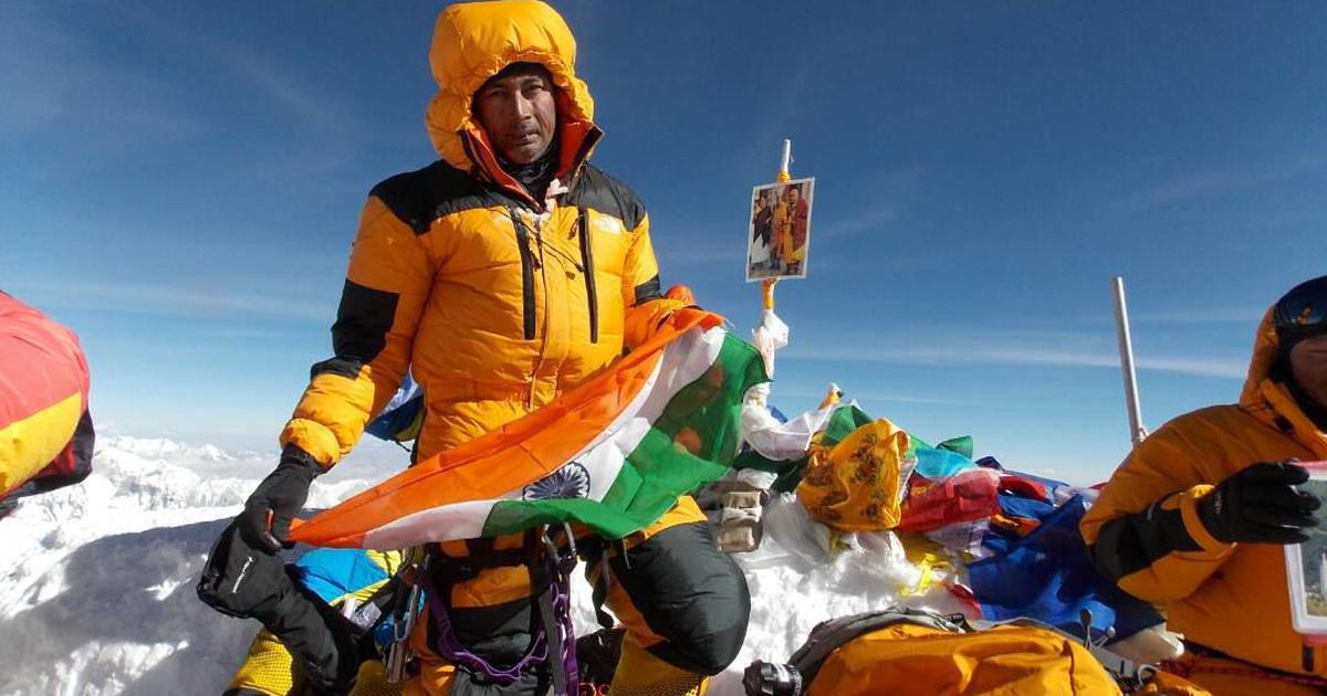 Two Indian climbers die while scaling Mount Kanchenjunga
